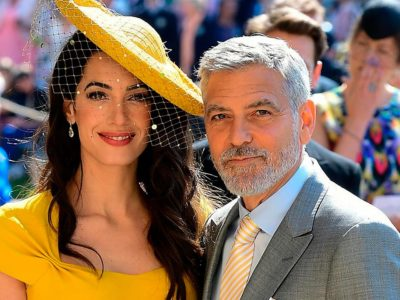 George Clooney, Amal Clooney Rumors: Couple Faking Marriage so George can Enter Politics