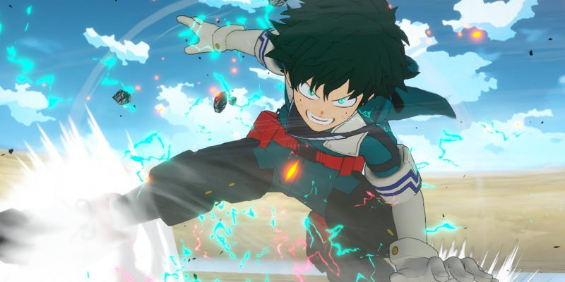 My Hero Academia Chapter 308 Full Summary Spoilers: Deku uses All his Quirks against Muscular