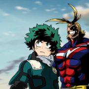 My Hero Academia Chapter 309 Title Leaks, Spoilers: Deku thanks All Might for the New Gift