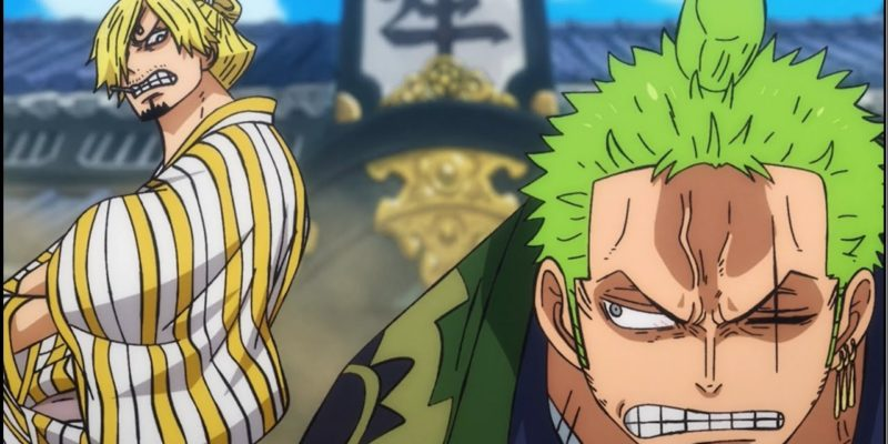 One Piece Chapter 1012 Spoilers, Title, Summary Leaks: Sanji takes Zoro to the Rooftop