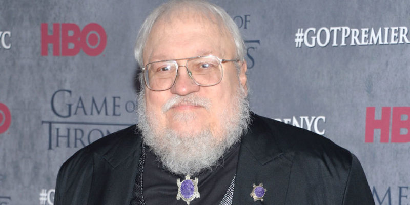 George RR Martin gives new hints on The Winds of Winter Book Release Date
