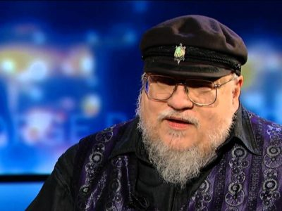 George RR Martin has Time to Promote other Books but not for writing The Winds of Winter