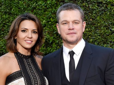 Matt Damon Divorce Rumors: Hollywood Star not Wearing a Wedding Ring hints Marriage Issues
