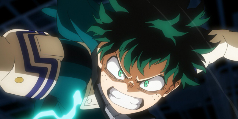 My Hero Academia Chapter 313 Full Summary Spoilers: Deku catches Lady Nagant with 3rd Quirk