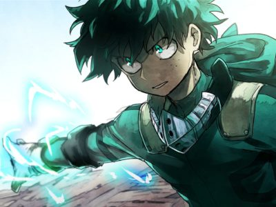 My Hero Academia Chapter 313 Spoilers, Theories: Deku vs Lady Nagant Fight will be Concluded