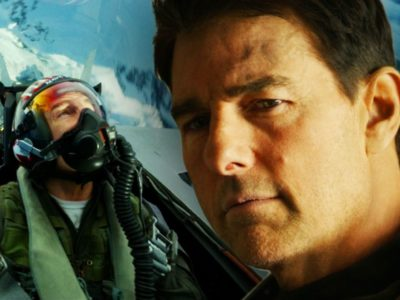 Tom Cruise Top Gun Maverick