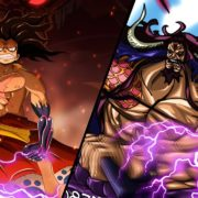 One Piece Chapter 1016 Full Summary: Kaido and Yamato have a Clash of Haki Powers